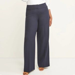 Lane Bryant The Allie Wide Leg 20L Tailord Stretch